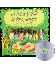 A Nice Walk In The Jungle - Book and CD