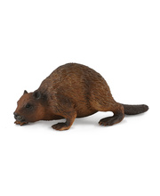 CollectA Woodland Life Replica - Beaver 9 x 4cmH
