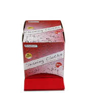 Sofeel Cleaning Cloths Dispenser 40pk - Red