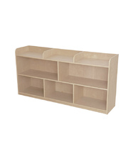 Birch Equipment / Block Storage Unit - 180 x 40 x 90cmH