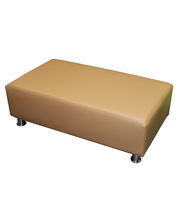 Billy Kidz Double Ottoman - Coffee